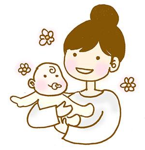 産後のママさんへ