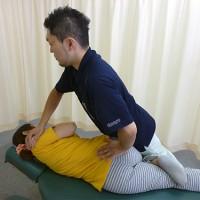 背骨、骨盤、関節の調整(CMT、モビリゼーション)